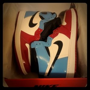 "Air Jordan 1 ""Les Twins"" Fearless"